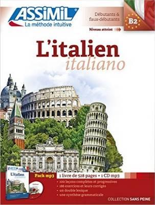 L'Italien - Olivieri, Anne-Marie