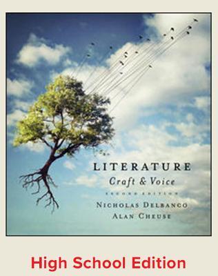 Literature: Craft & Voice - Delbanco, Nicholas, and Cheuse, Alan, Professor