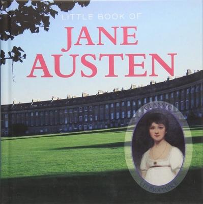 Little Book of Jane Austen - Morgan, Pat