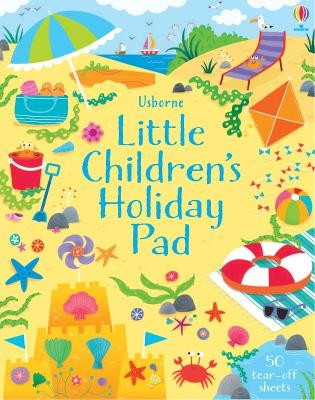 Little Children's Holiday Pad - Smith, Sam, and Robson, Kirsteen