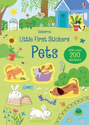 Little First Stickers Pets - Watson, Hannah