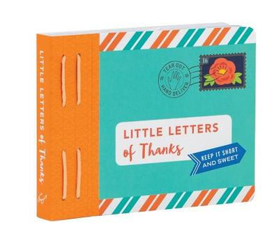 Little Letters of Thanks - Redmond, Lea