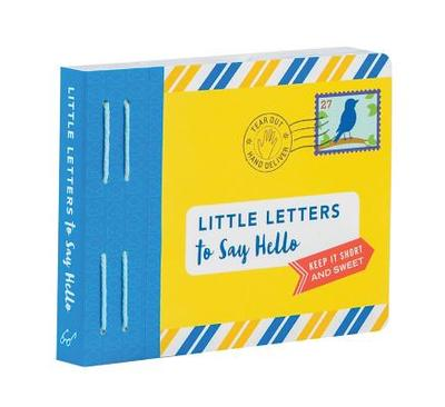 Little Letters to Say Hello - Redmond, Lea