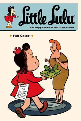 Little Lulu: Bogey Snowman and Other Stories v. 23 - Stanley, John (Artist), and Tripp, Irving (Artist)
