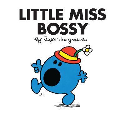 Little Miss Bossy - Hargreaves, Roger