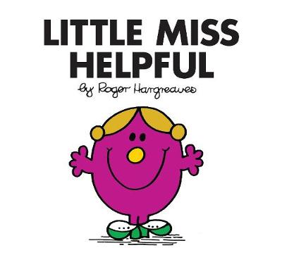Little Miss Helpful - Hargreaves, Roger