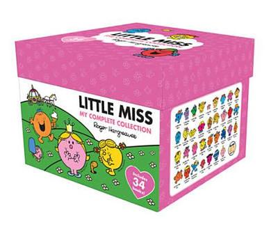 Little Miss My Complete Collection - Hargreaves, Roger