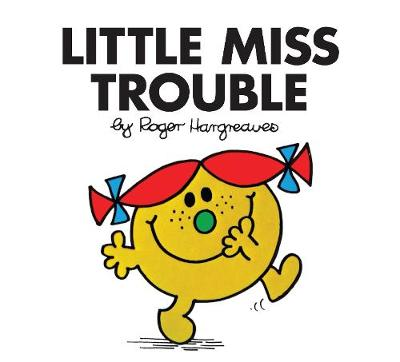 Little Miss Trouble - Hargreaves, Roger