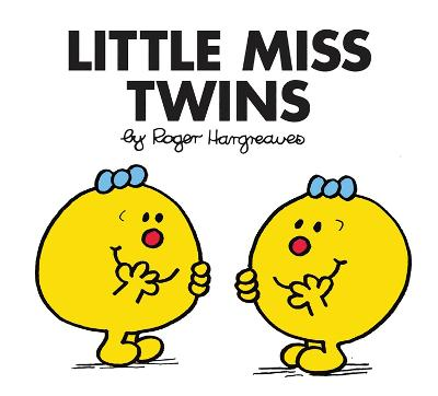Little Miss Twins - Hargreaves, Roger