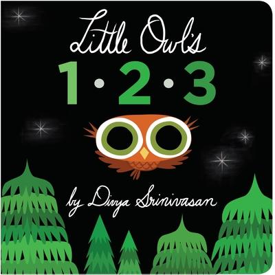 Little Owl's 1-2-3 - Srinivasan, Divya (Illustrator)
