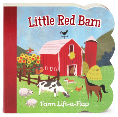 Little Red Barn - Swift, Ginger, and Pavon, David (Illustrator), and Cottage Door Press (Editor)