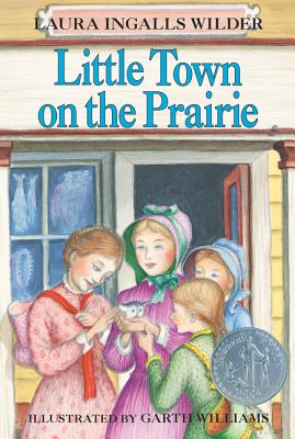 Little Town on the Prairie - Wilder, Laura Ingalls