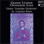 Liturgie Orthodoxe Slave