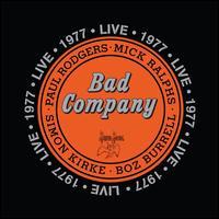 Live 1977 - Bad Company