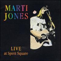 Live at Spirit Square - Marti Jones