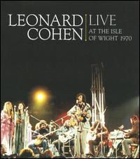 Live at the Isle of Wight 1970 [CD/DVD] - Leonard Cohen