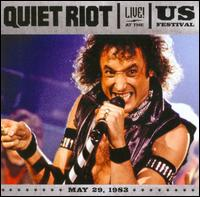 Live at the Us Festival 1983 [CD/DVD] - Quiet Riot