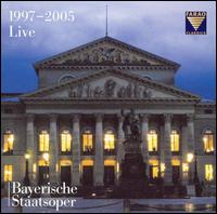 Live Bayerische Staatsoper, 1997-2005 - Anja Harteros (vocals); Ann Murray (vocals); Anna Caterina Antonacci (vocals); David Daniels (vocals);...