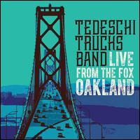 Live from the Fox Oakland - Tedeschi Trucks Band