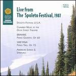 Live from the Spoleto Festival, 1987