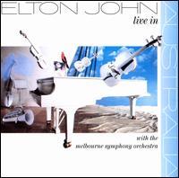 Live in Australia [Remastered] - Elton John
