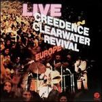Live in Europe [LP]