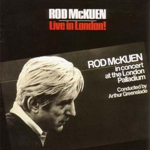 Live in London! In Concert at the London Palladium - Rod McKuen
