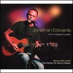 Live in Massachusetts - Jonathan Edwards