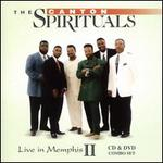 Live in Memphis, Vol. 2 [CD/DVD]