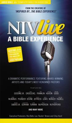 Live-NIV: A Bible Experience - Zondervan Bibles (Creator)