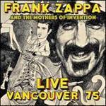 Live Vancouver 1975