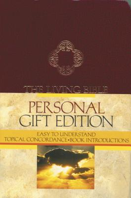 Living Bible, Gift-2361 Personal Burgundy Imitation Leather - Tyndale House Publishers (Creator)
