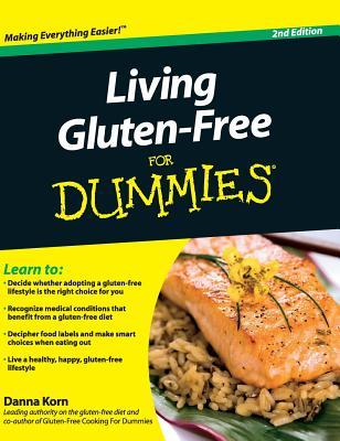 Living Gluten-Free for Dummies - Korn, Danna