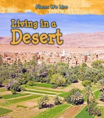 Living in a Desert - Labrecque, Ellen