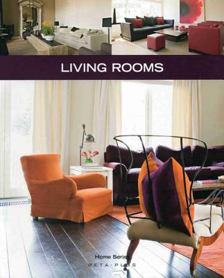 Living Rooms - Pauwels, Jo (Photographer), and Watkinson, Laura (Translated by), and Binart, Nathalie (Designer)