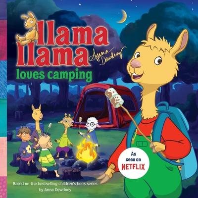 Llama Llama Loves Camping - Dewdney, Anna (Creator)