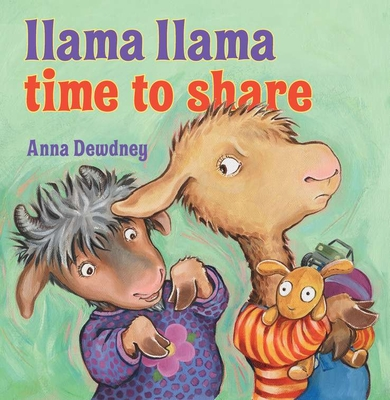 Llama Llama Time to Share - Dewdney, Anna