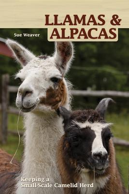 Llamas & Alpacas: Small-Scale Camelid Herding for Pleasure and Profit - Weaver, Sue