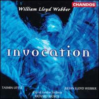 Lloyd Webber: Invocation - Ian Watson (organ); Julian Lloyd Webber (cello); Skaila Kanga (harp); Tasmin Little (violin);...