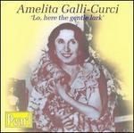 Lo! here the gentle lark - Amelita Galli-Curci (soprano); Clement Barone (flute); Giuseppe de Luca (baritone); Homer Samuels (piano); Tito Schipa (tenor)