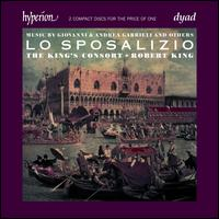 Lo Sposalizio: The Wedding of Venice to the Sea - Charles Fullbrook (drums); David Miller (chitarrone); David Staff (trumpet); The King's Consort;...