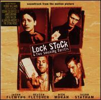 Lock, Stock & Two Smoking Barrels [Polygram] - Original Soundtrack