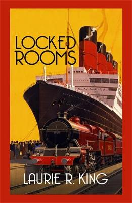Locked Rooms - King, Laurie R.