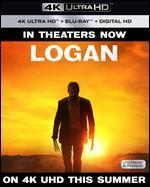 Logan [Includes Digital Copy] [4K Ultra HD Blu-ray/Blu-ray]