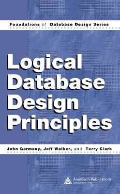 Logical Database Design Princi - Garmany, John