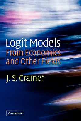 Logit Models from Economics and Other Fields - Cramer, J. S.
