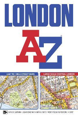 London Street Atlas -
