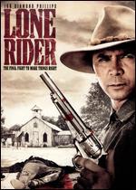 Lone Rider - David S. Cass, Sr.