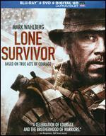 Lone Survivor [2 Discs] [Includes Digital Copy] [UltraViolet] [Blu-ray/DVD]