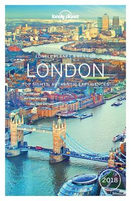 Lonely Planet Best of London 2018 - Lonely Planet, and Filou, Emilie, and Dragicevich, Peter